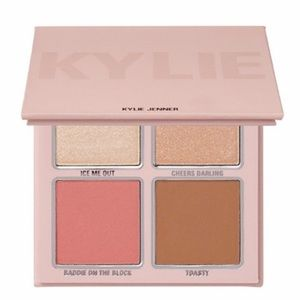 Kylie Cosmetics Makeup - Kylie Jenner Pressed Powder Face Palette